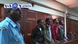 An Gurfanar Da 'Yan Somali Hudu