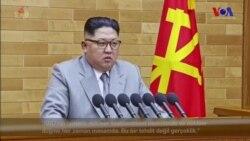 Kuzey Kore Lideri: 'Nükleer Düğme Masamda'