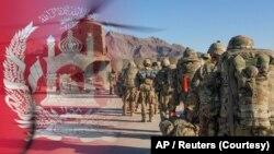 Lực lượng Hoa Kỳ ở Afghanistan.