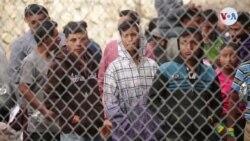 Trump amenaza con enviar soldados armados a la frontera