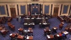 2017-04-07 美國之音視頻新聞: 參院共和黨廢除拖延議事程式 為戈薩奇鋪平道路 (粵語)