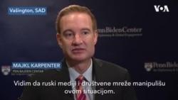 Karpenter: Ruski uticaj u protivljenju Zakonu o slobodi vjeroispovjesti