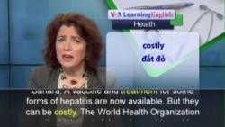 Phát âm chuẩn - Anh ngữ đặc biệt: About Hepatitis (VOA)