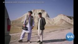 Filmmakers Grabsky, Sharifi Chronicle 20 Years in Afghanistan