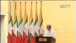 緬甸總統﹕動亂威脅國家穩定和民主進程