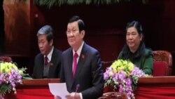 越共連任領袖稱一黨集體決策制更民主