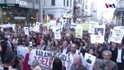 Gezi Parkı Eylemleri 5. Yılında Unutulmadı
