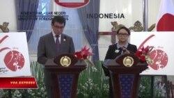 Nhật giúp Indonesia phát triển đảo trên Biển Đông