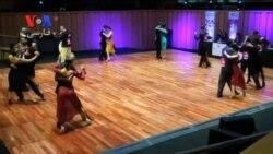 جشنواره رقص تانگو در آرژانتین