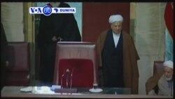 VOA60 DUNIYA: IRAN Tashar Talabijin Din Iran Ta Bayar Da Sanarwar Mutuwar Tsohon Shugaban Kasar, Akbar Hashemi Rafsanjan