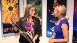 Sandra Cauffman: de la pobreza a las estrellas