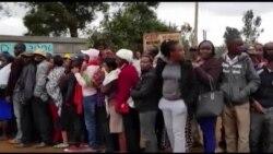 Les Kényans aux urnes pour des élections (vidéo)