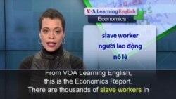 Phát âm chuẩn - Anh ngữ đặc biệt: Indian Workers' Rights (VOA)