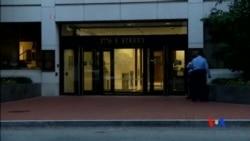 2014-10-29 美國之音視頻新聞: 美國加強聯邦政府大樓的安全措施
