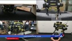 ساخت ربات چهارپا برای کار در سکوهای نفت، گاز و معدن