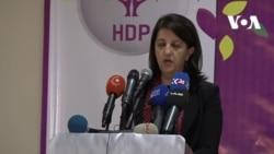 HDP'den Uluslararası Camiaya Afrin Tepkisi