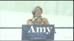 明尼苏达州联邦参议员克罗布宣布加入2020年总统竞选