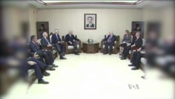 Syrian Government, Opposition to Start on Long, Fragile Road to Peace