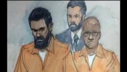 美國逮捕兩名恐怖分子嫌疑人