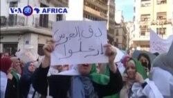 Imyigaragambyo Yamagana Prezida wa Algeria Irakomeje