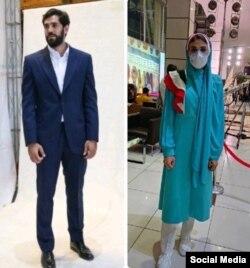 لباس ورزشکاران اعزامی ایران
