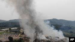 Hendek'te 3 Temmuz'da yaşanan patlamada 7 kişi hayatını kaybetmişti