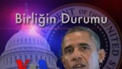 Obama Birliğin Durumunu Anlatacak