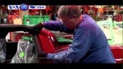 Tăng trưởng việc làm ở Mỹ mạnh hơn dự báo (VOA60)
