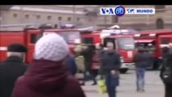 Manchetes Mundo 4 Abril 2017: Paris acautela-se após explosōes na Rússia