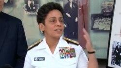 미 해군 첫 여성 4성장군 탄생