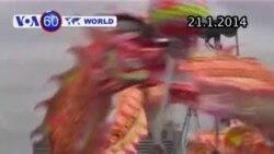 Nga nghiên cứu video phiến quân Hồi giáo đe dọa Olympic Sochi (VOA60)