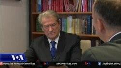 Takimet me presidentin Xhorxh Bush: Ish-presidenti Sali Berisha, kujton mikun e tij