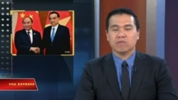 Truyền hình VOA 5/11/19: Thủ tướng Việt Nam, Trung Quốc gặp nhau, đề cập Biển Đông
