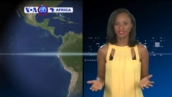 VOA60 AFRICA - AUGUST 25, 2015