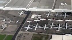 美國航空業受疫情衝擊計劃裁員