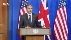 Госсекретарь Блинкен: у Америки нет более близкого союзника, чем Великобритания