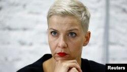Shugabar 'yan adawan Belarus, Maria Kolesnikova