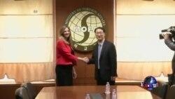 美韩高官磋商扩大对朝制裁措施
