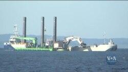Комітет з міжнародних відносин Сенату погодив санкції проти Північного потоку-2. Відео