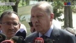 Erdoğan: Almanya'da Türkiye Düşmanı Partilere Oy Vermeyin