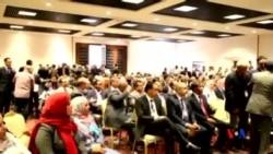 2014-08-05 美國之音視頻新聞: 利比亞新國會舉行第一次會議
