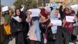 Manchetes mundo 21 Outubro: Afeganistão - Mulheres protestam em Cabul exigindo educação e trabalho