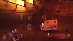 英國伊波拉患者在倫敦一家醫院治療