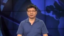 胡锦涛捡国旗真相揭秘