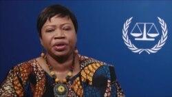 Déclaration du Procureur de la Cour pénale internationale sur le Burundi