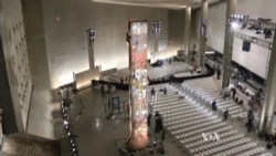 Obama Dedicates 9-11 Museum
