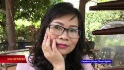 Phạm Thanh Nghiên được trao giải văn học cho hồi kí trong tù