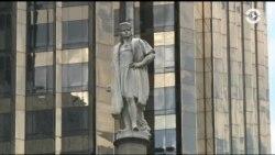 Война с памятниками докатилась до Нью-Йорка