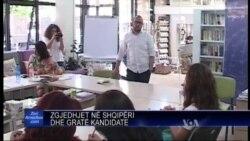Gruaja shqiptare në politikë