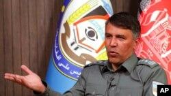 افغان وزیر داخلہ مسعود اندرابی